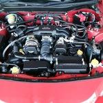 トヨタ86エンジンルーム&トランク